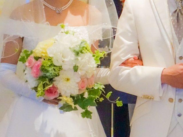 良縁成就で結婚